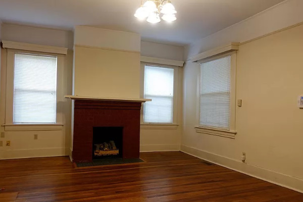1 Bed/1 Bath Quapaw Ground Floor Apartment