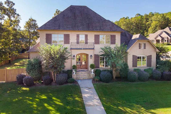 Beautiful Custom Built Home in Chenal Valley