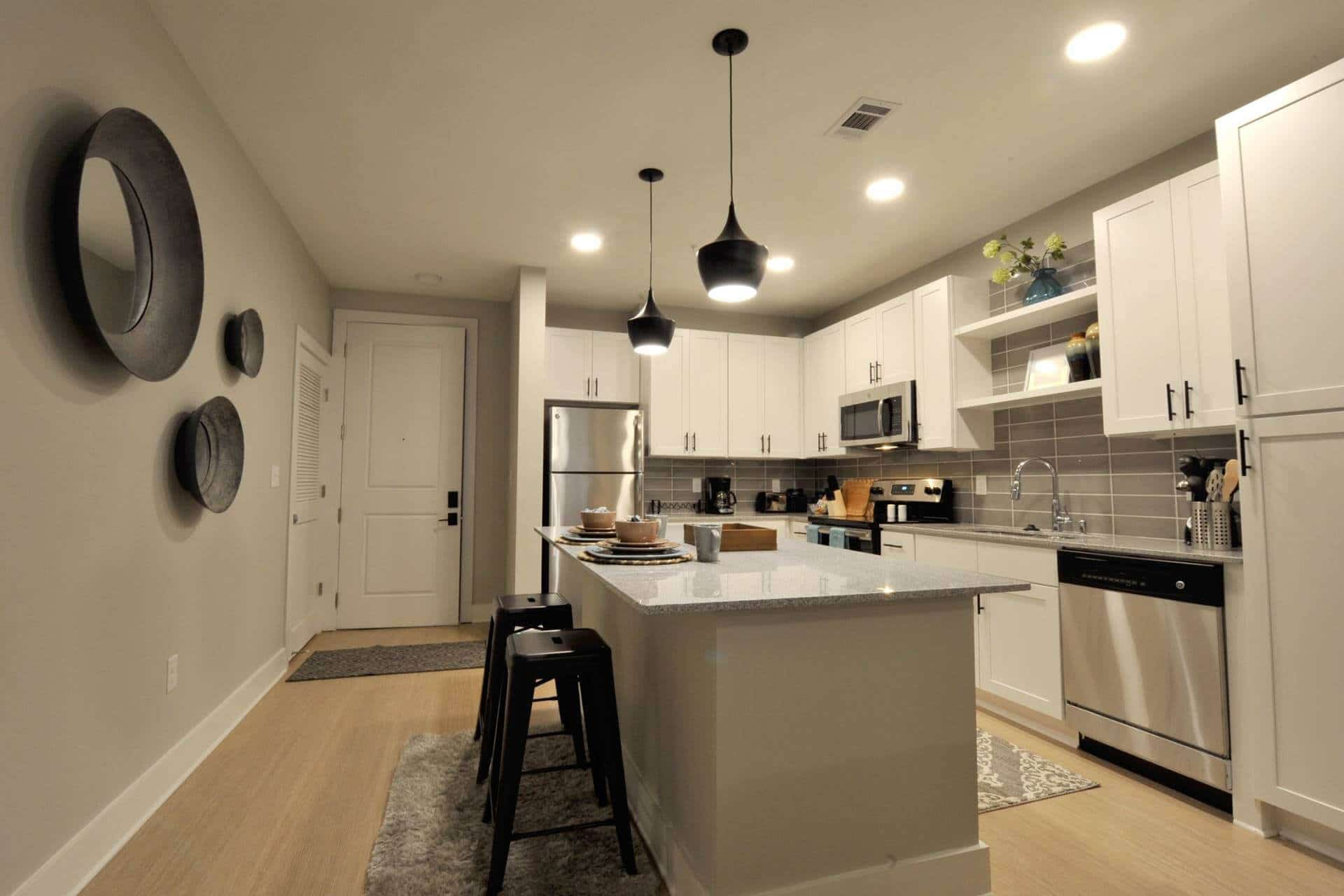 Furnished Apartments in Little Rock