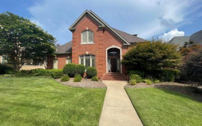 West Little Rock Gated Community Home